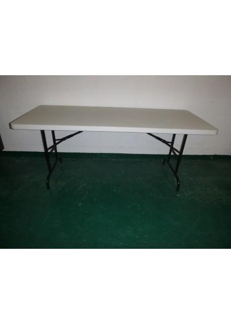 Table rectangle  183 x 76 cm