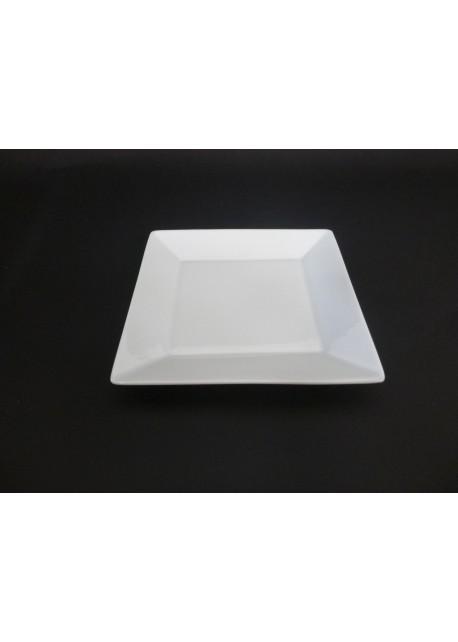 Assiette carré 13 x 13 cm