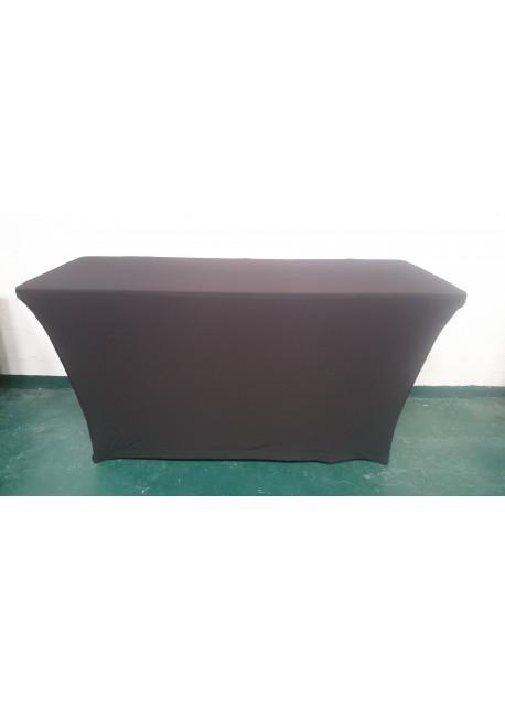 Housse Table Buffet noire