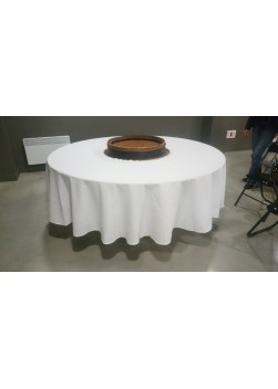 Nappe Champenoise Blanche