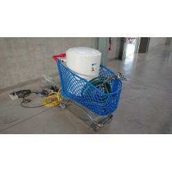 Chauffe eau mobile