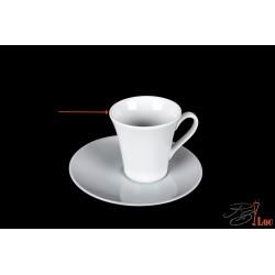 Tasse à café asymétrique