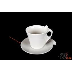 Soucoupe pour tasse à café Clara